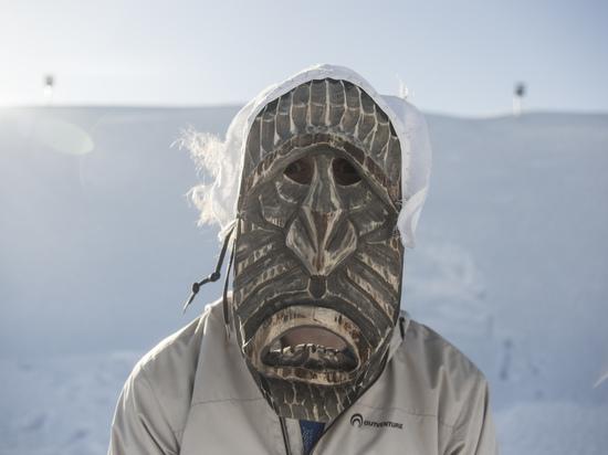 В Тверской области возрождают старорусский аналог регби в масках. Фото