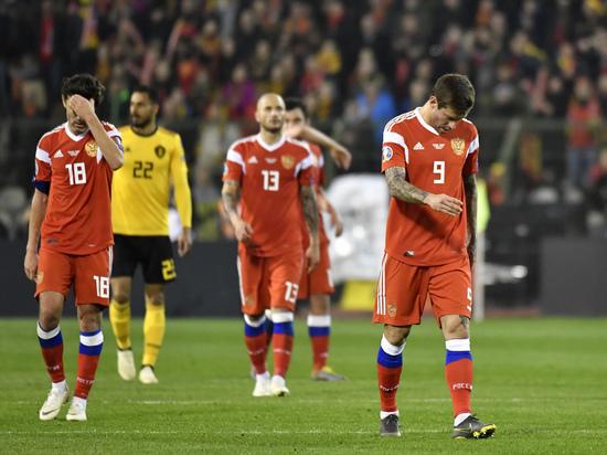 Футболисты сборных Бельгии и России объяснили ключевые моменты встречи