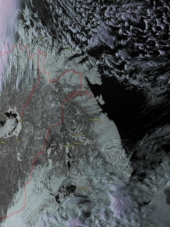 На Мурманскую область надвигается новый циклон