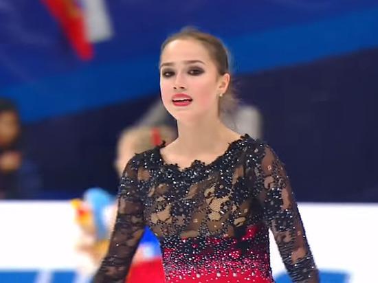 Загитова завоевала золото на чемпионате мира по фигурному катанию