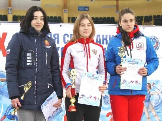 Светлана Тюленева – лучшая на зимней спартакиаде учащихся России