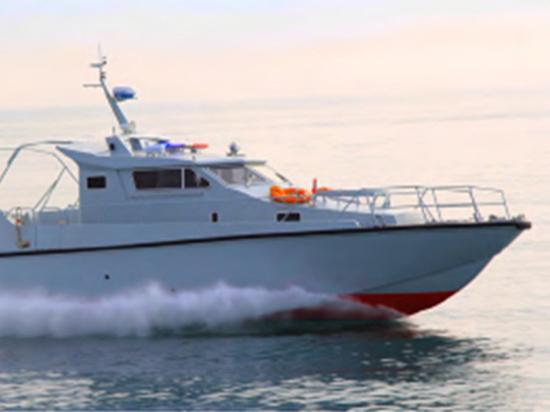 Построенные в Феодосии катера «Сарган» защитят Керченский мост