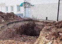 В Братске рабочий получил травмы при устранении аварии