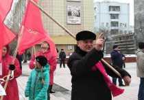 Коммунисты на митинге заявили об ухудшении ситуации в Забайкалье