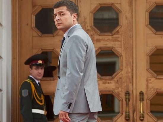 Зеленский назвал отставку Путина условием возврата Крыма