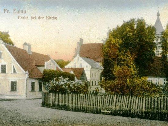 До востребования, Багратионовск: «королева почтовой открытки» из Прейсиш-Эйлау