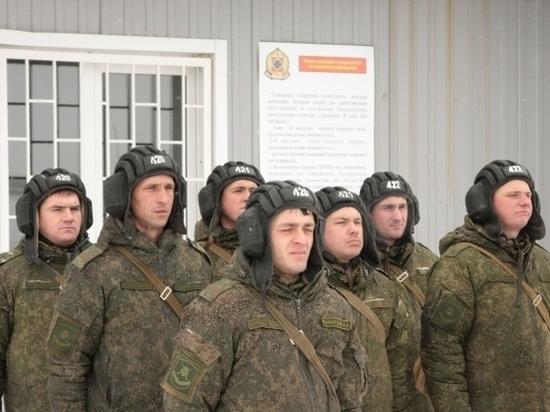 Волгоградским военным проводят тренинги по психологической саморегуляции