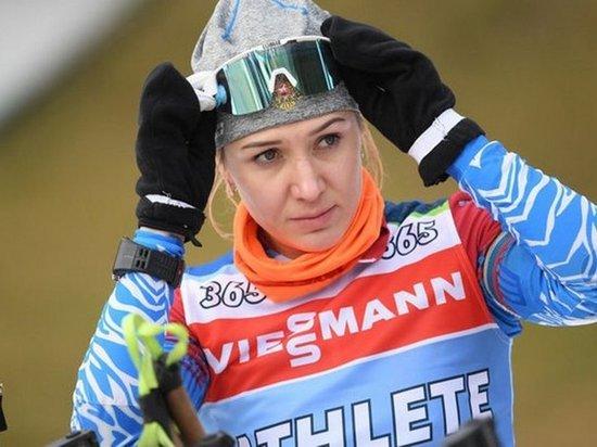 Биатлонистку из Забайкалья могут дисквалифицировать из-за допинг-тестов