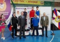 «Юнармия» из Волгограда завоевала золото на первенстве Вооруженных сил РФ