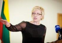 Кандидат в президенты Литвы Ингрида Шимоните: Можем ли мы общаться с Россией? Нет