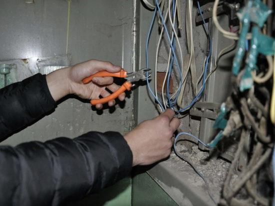 Из подвала многоквартирного дома в Тверской области украли электропроводку