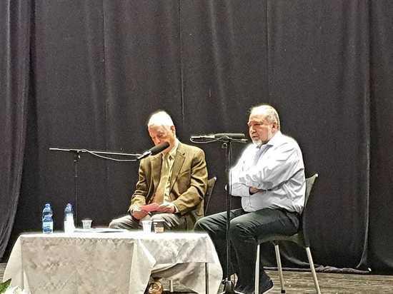 Либерман: Народ Книги перестал читать книги и предвыборные программы