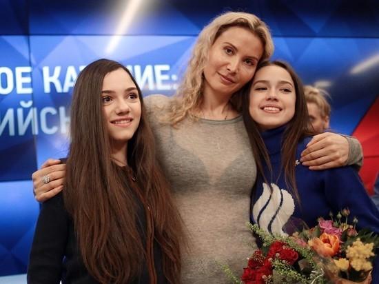 Тутберидзе рассказала о трагедии в семье и уходе Медведевой