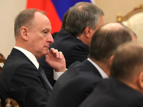Патрушев: переизбрание Порошенко может привести к распаду Украины