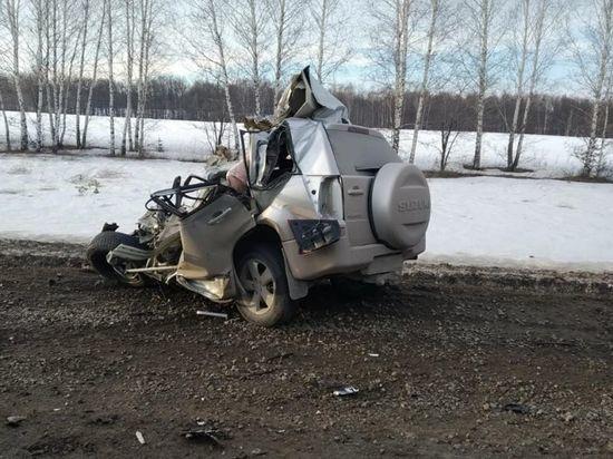 Чудовищная авария в Башкирии: водитель погиб, его шестилетний сын чудом выжил