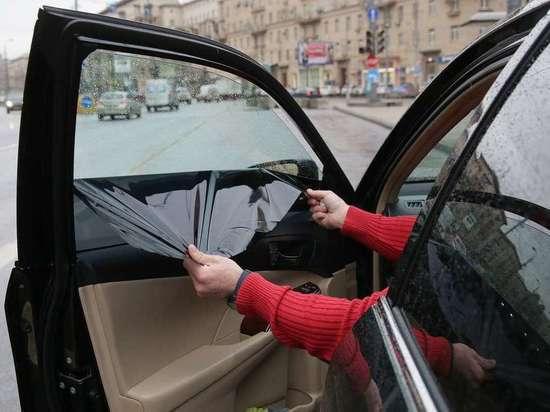 Более 120 водителей в Ивановской области оштрафованы за тонировку авто