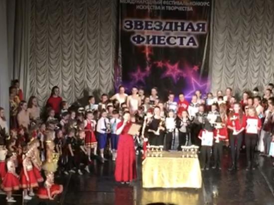 Железноводские танцоры выиграли «Звёздную фиесту» в Ростове-на-Дону
