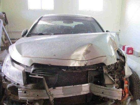 В Кировской области мужчина попытался обмануть страховщиков, подстроив аварию