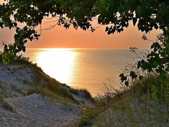 О калининградском море, балтийском песке и верной любви
