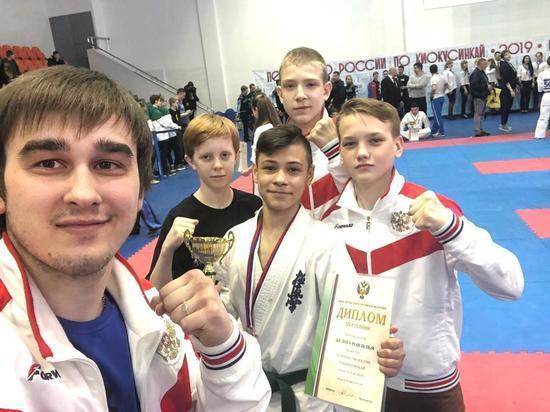 Мордовский каратист завоевал «бронзу» первенства России