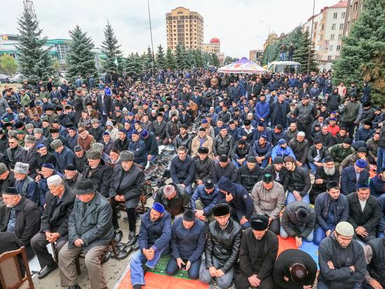 Оппозиция проведёт митинг по закону о референдуме в Ингушетии