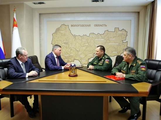 Вологодчина признана одной из лучших по подготовке военнообязанных граждан