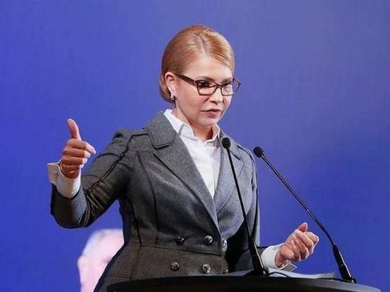 Тимошенко признала, чтовернуть Крым сразу после выборов не получится