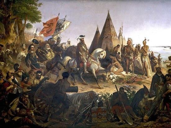 Мадрид ответил Мексике на предложение извиниться перед индейцами