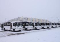 В Братск прибыли 8 новых автобусов