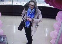 Полиция ищет женщину, похитившую сумку у иркутянки