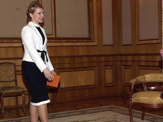 """Тимошенко назвала Зеленского """"тестом на способность к политическому самоубийству"""""""