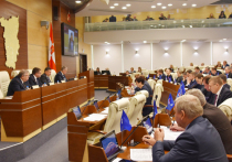 Парламент Пермского края одобрил расширение обязательств бюджета