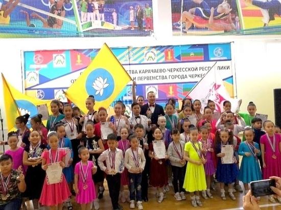 Дети Калмыкии – чемпионы России по спортивно-бальным танцам