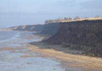 Азовское море поглощает донские поселки