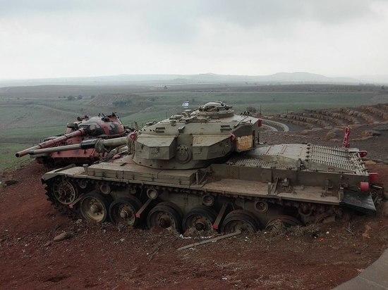 Признание США Голанских высот грозит Израилю  войной: палестинцы ответили ракетами