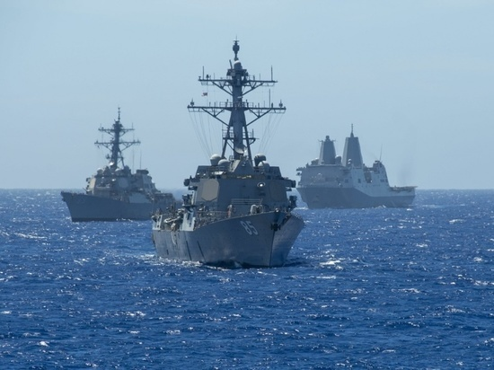 Американский флот получит боевые лазеры, способные сжигать катера