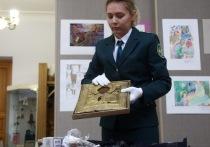 Таможня передала тверскому музею культурный
