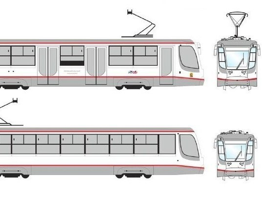 Трамваи с кондиционерами и USB-розетками появятся в Краснодаре в этом году