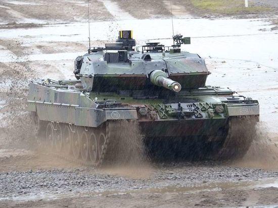 Германия спешно модернизирует свои танки из-за «Арматы»