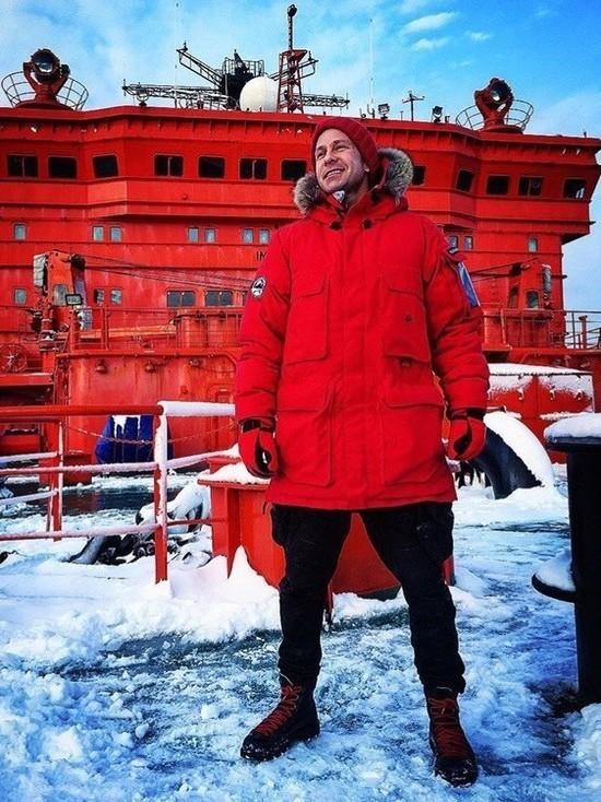 Россияне увидят клип Мити Фомина, снятый в Арктике, осенью
