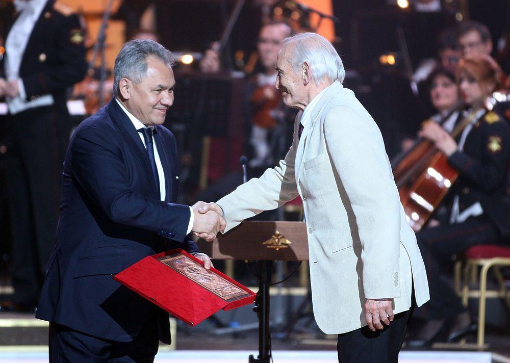Премия Министерства обороны в области литературы и искусства