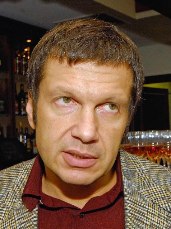 Владимир Соловьёв выгнал из студии устроивших потасовку оппонентов