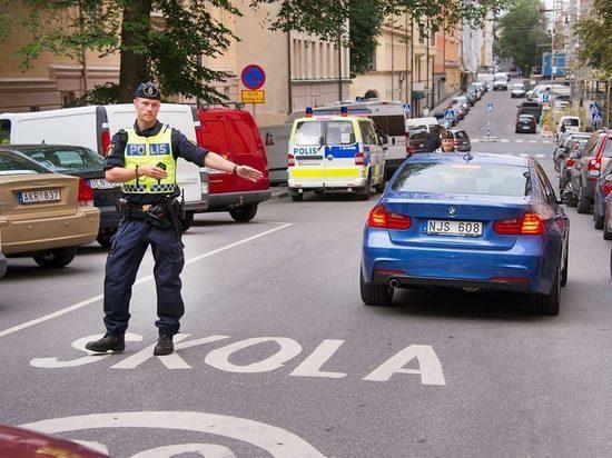 В Стокгольме прогремел взрыв, есть раненые
