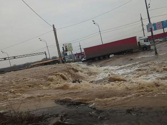 Воронеж попал в топы информагентств из-за прорыва водовода и взрыва котельной