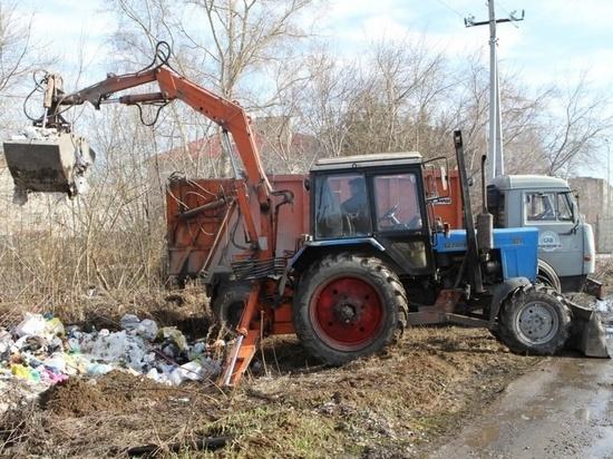 Нацпроект «Экология» позволит решить «мусорную» проблему