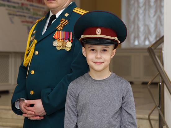 Росгвардейцы Мордовии отметили профессиональный праздник