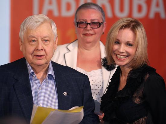 «Переживал страшно»: кто обокрал Олега Табакова