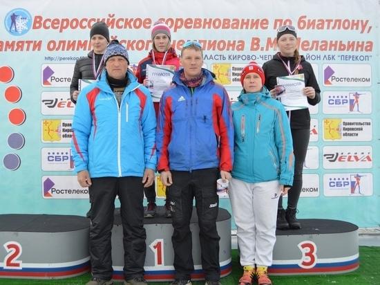 Биатлонистки Мордовии приехали с медалями из Кировской области