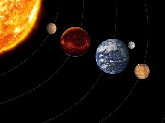 Парад планет в конце марта заинтриговал астрологов