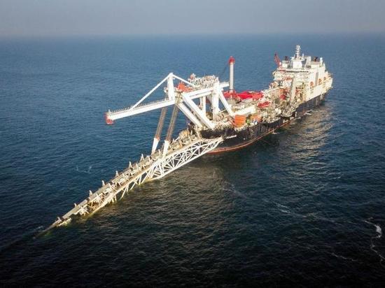 """""""Нафтогаз"""": """"Дания отказала """"Газпрому"""" по маршруту """"Северного потока - 2"""""""